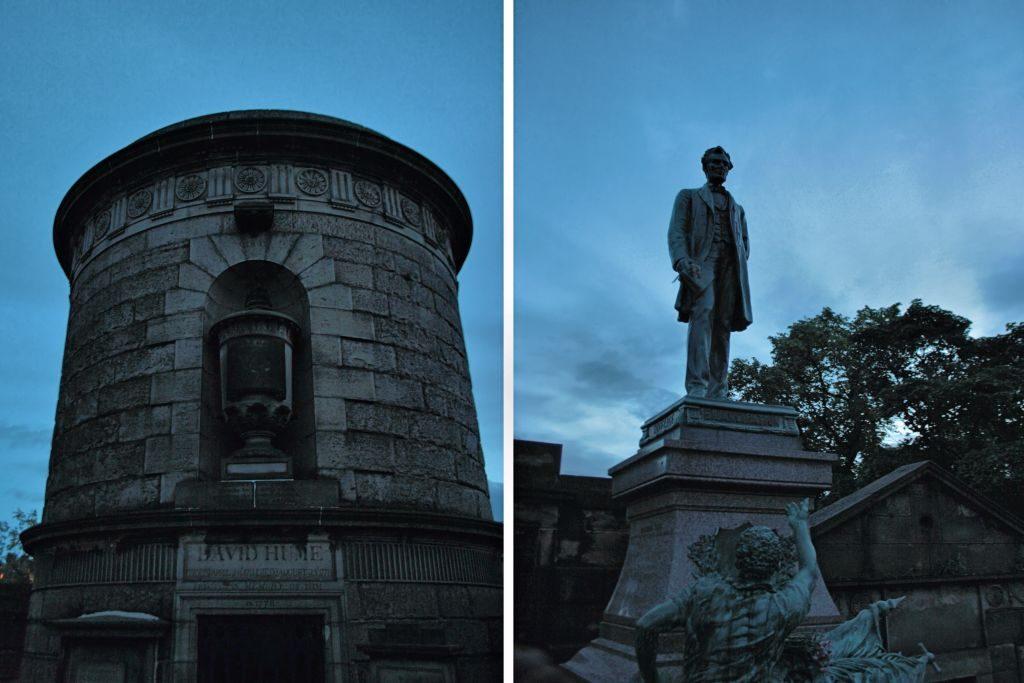 Cementerio Old Calton de Edimburgo