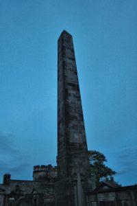Faro de Almas en Edimburgo