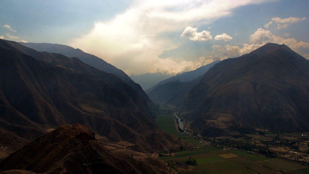 Valle Sagrado en el Perú