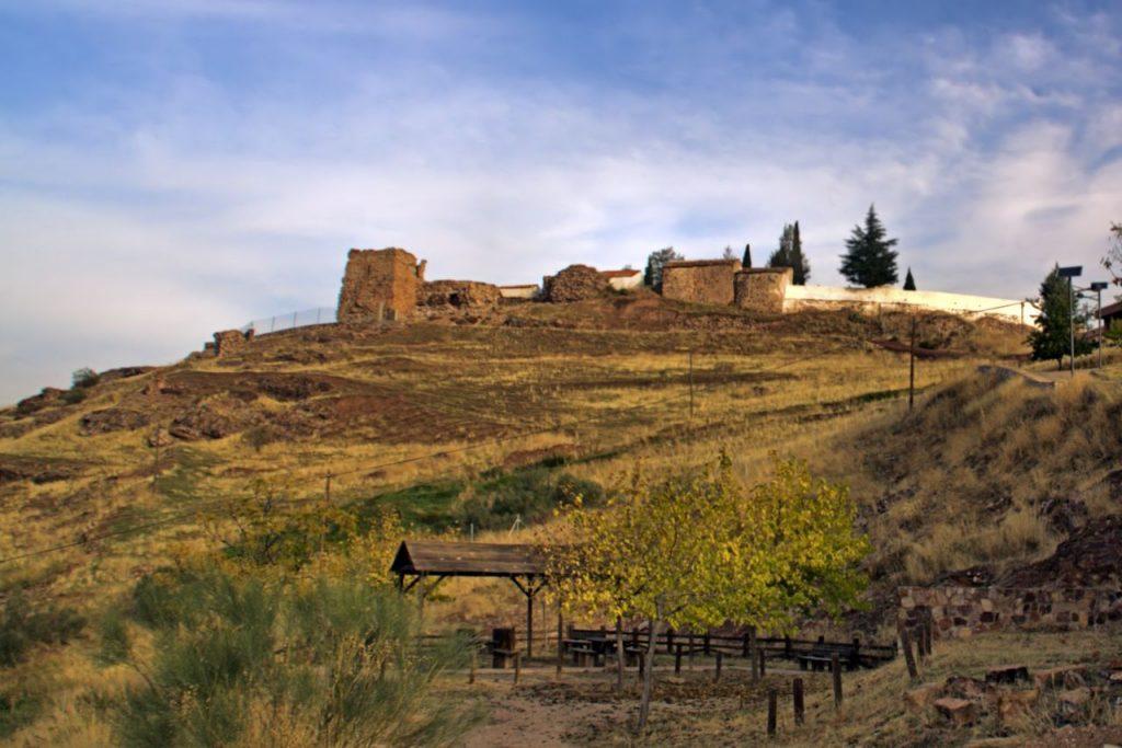 Restos de la Fortaleza de Alcaraz