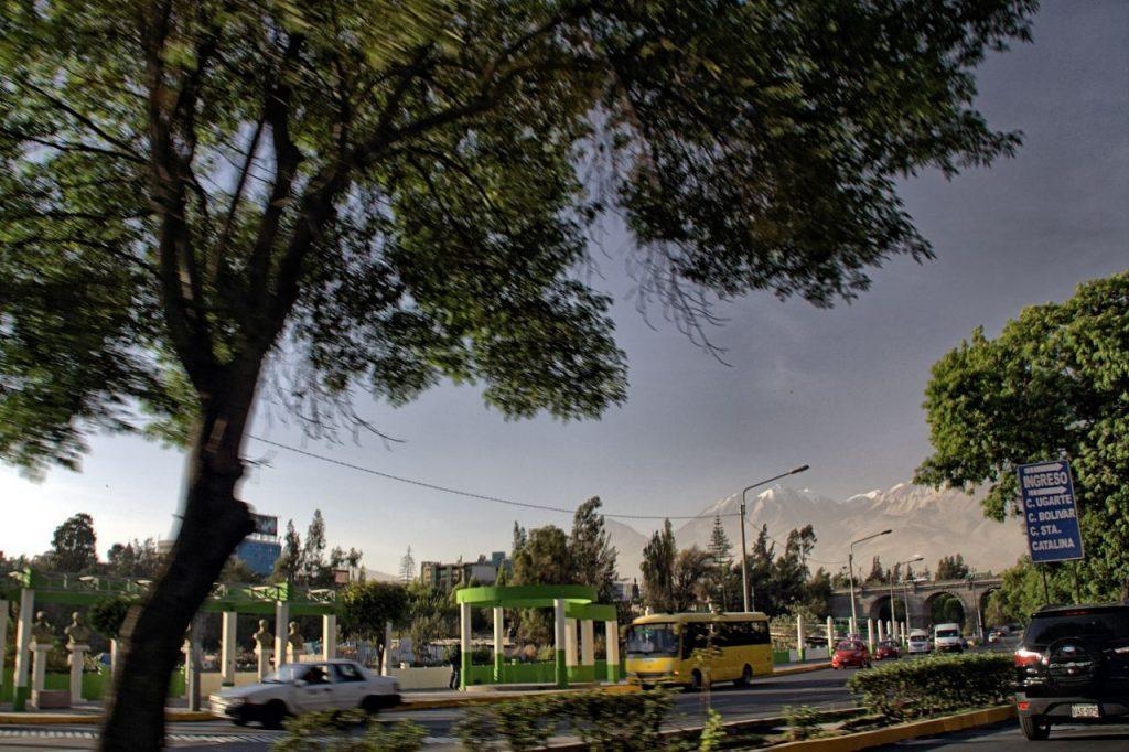 Autobús urbano de Arequipa