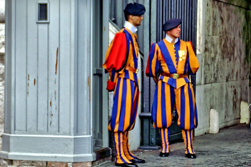 Guardia Suiza