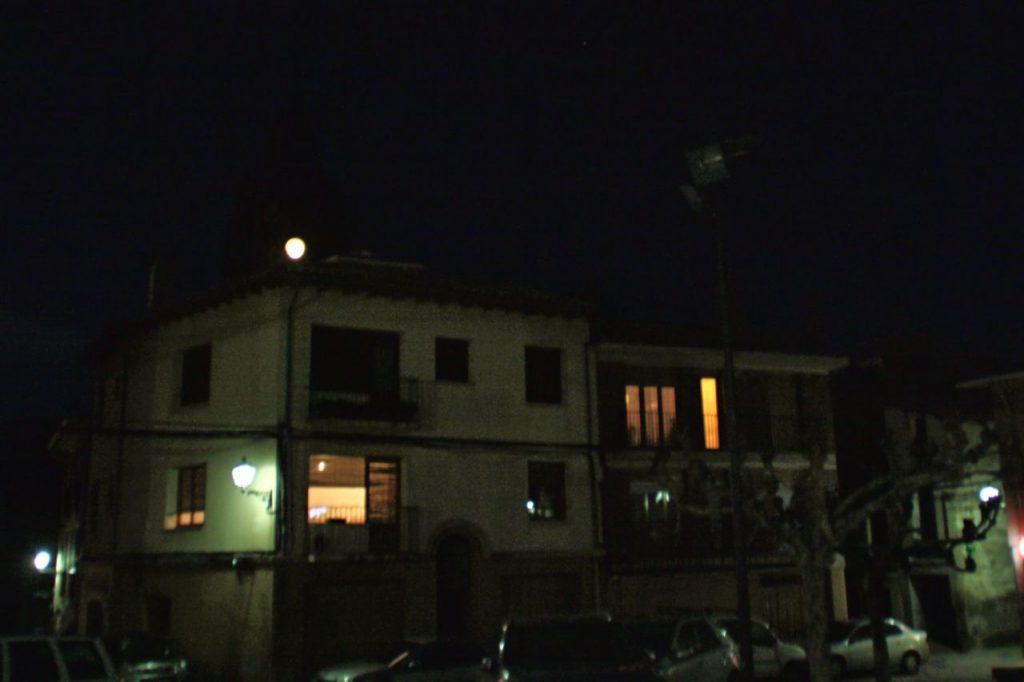 Loarre de Noche