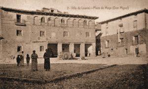 Foto antigua de Loarre