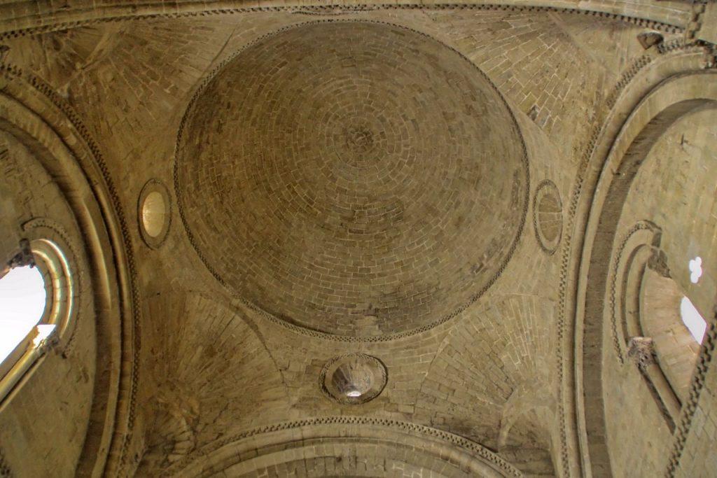 Cúpula de San Pedro en Loarre