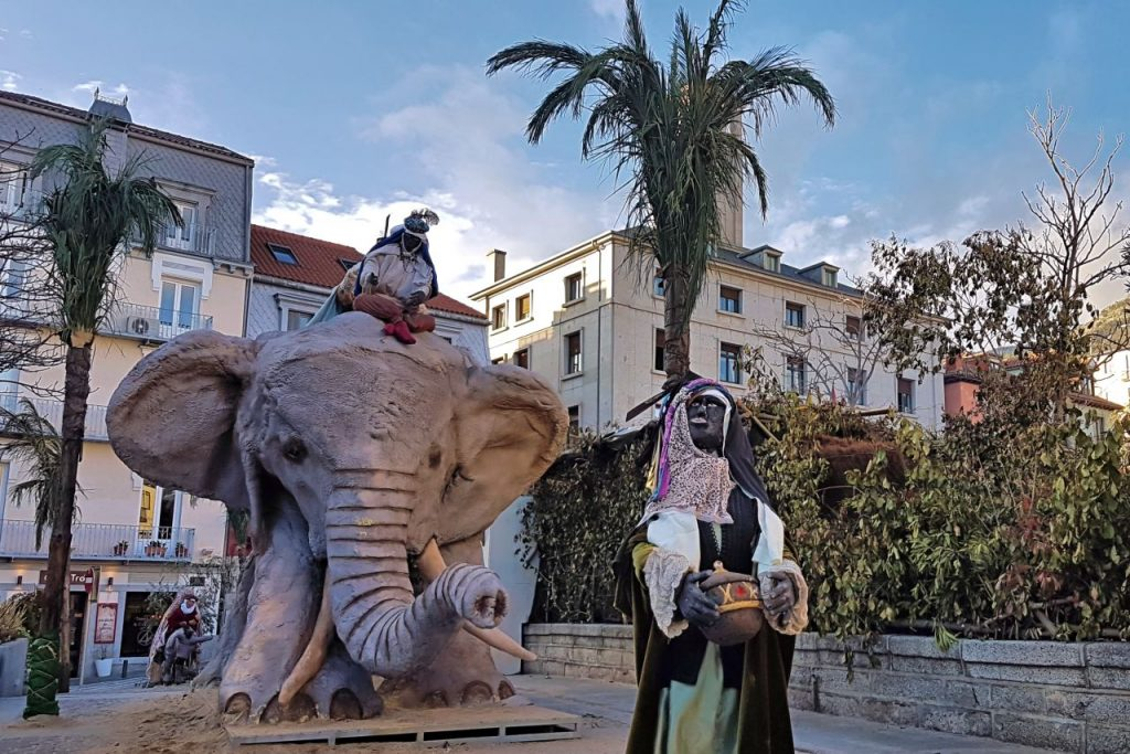 Elefante del Belén