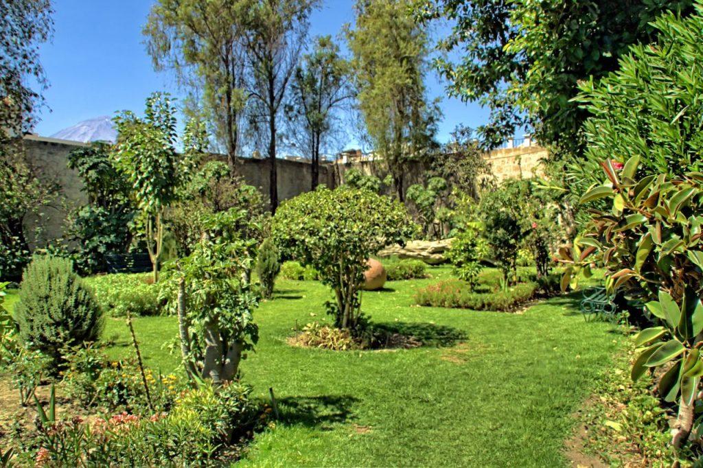 Huerta del Monasterio