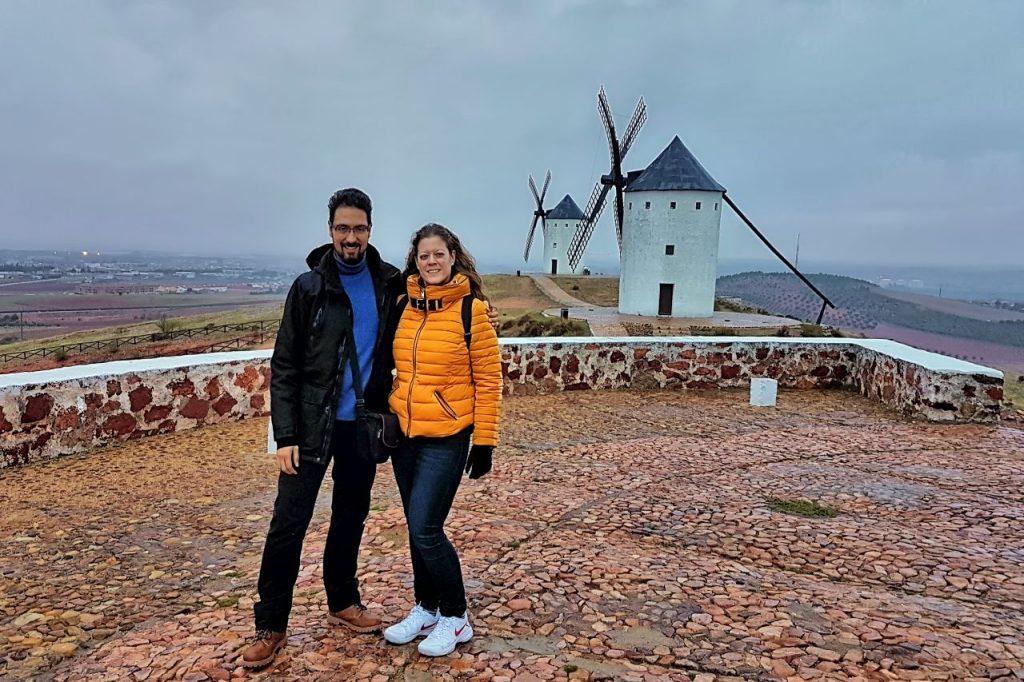 Molinos del Cerro de San Antón
