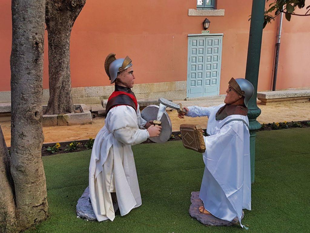 Niños romanos