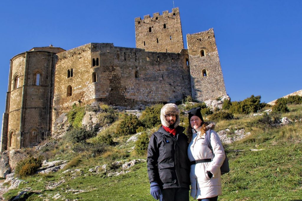 Entrada al Castillo de Loarre