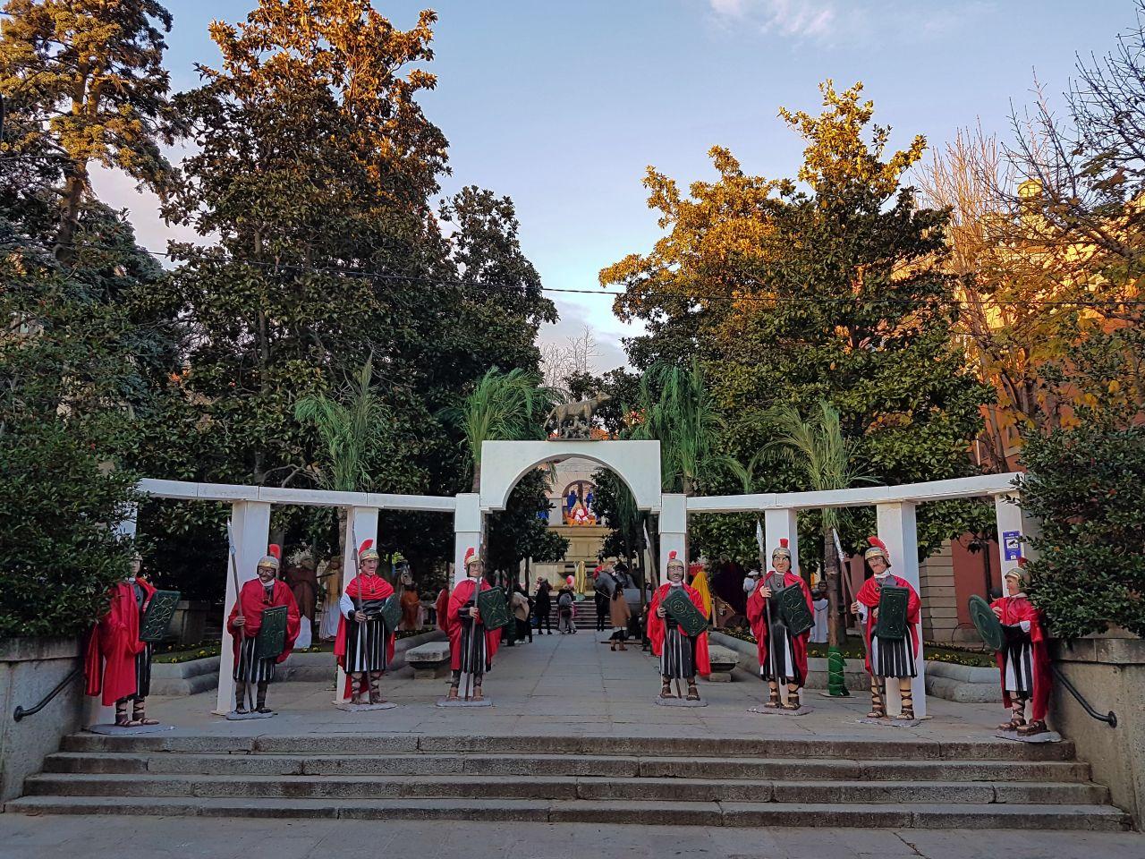 fb1b3a00e66 Belen del Escorial Navidad 2018-2019 - mapaymochila.es