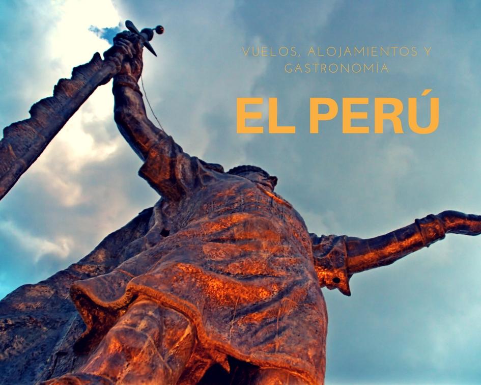 Estatua de Pachacutec en Cusco