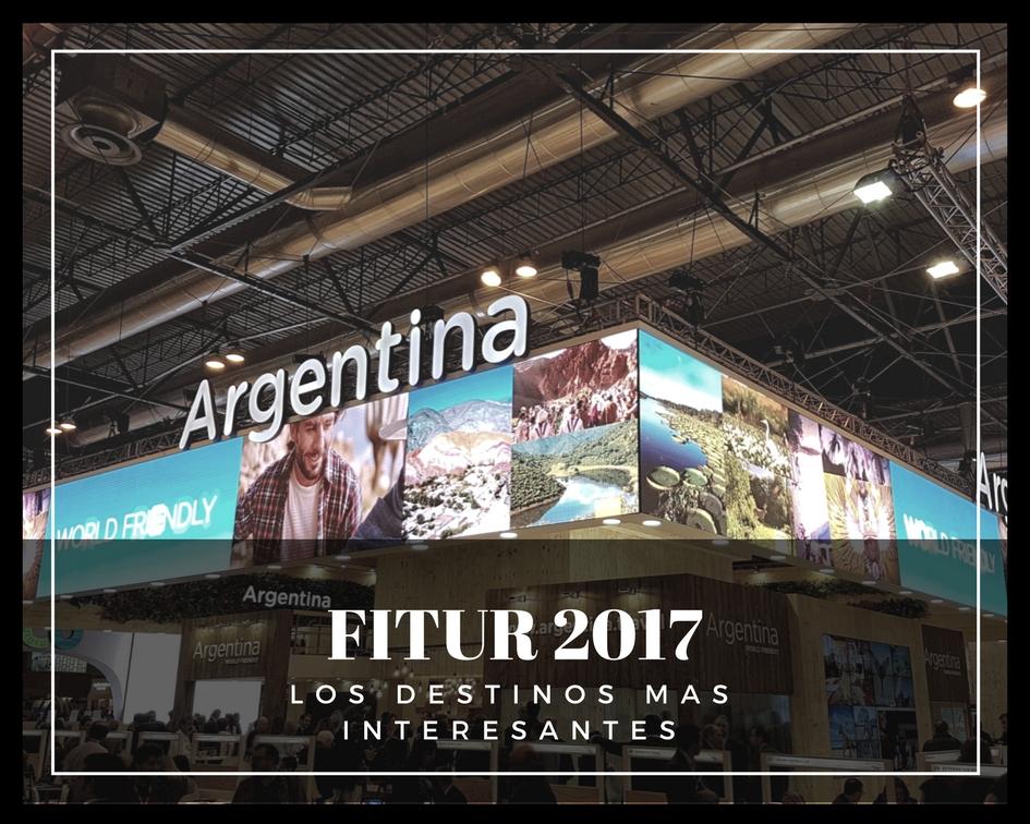 Argentina es el partner oficial en FITUR 2017