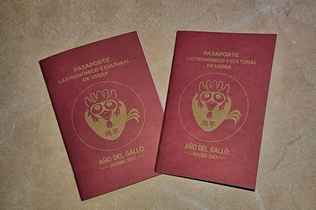 Pasaporte gastronómico y cultural