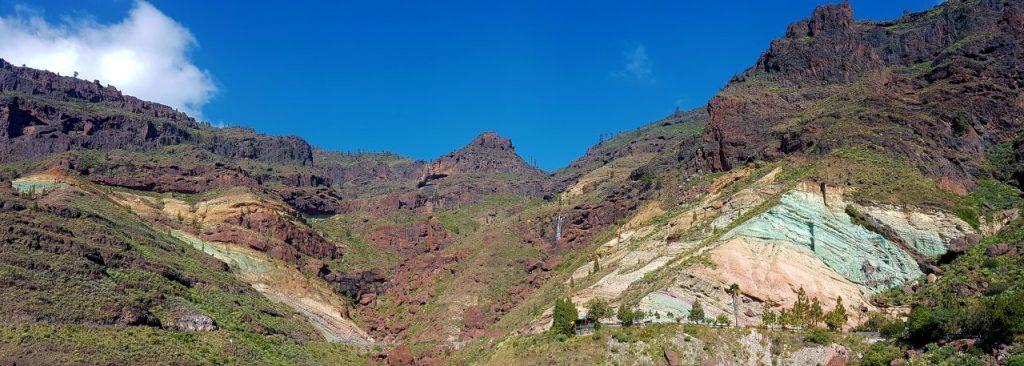 Azulejos de Veguenera en Gran Canaria