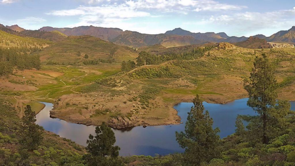 Barranco de los Tabuquillos en Gran Canaria