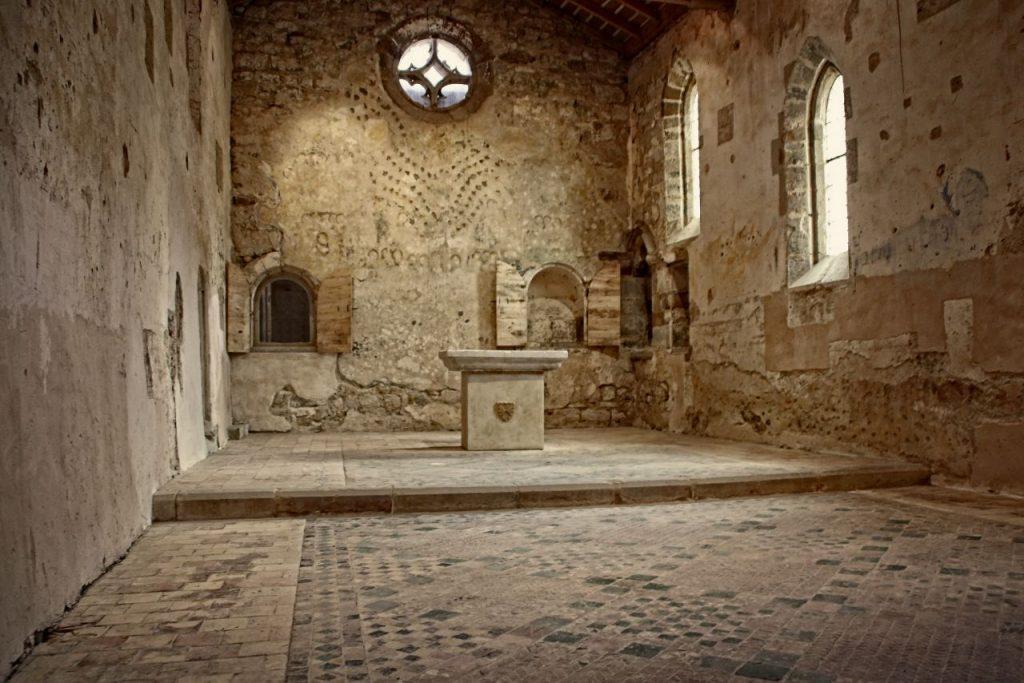 Capilla de San Bartolomé en Lagrasse