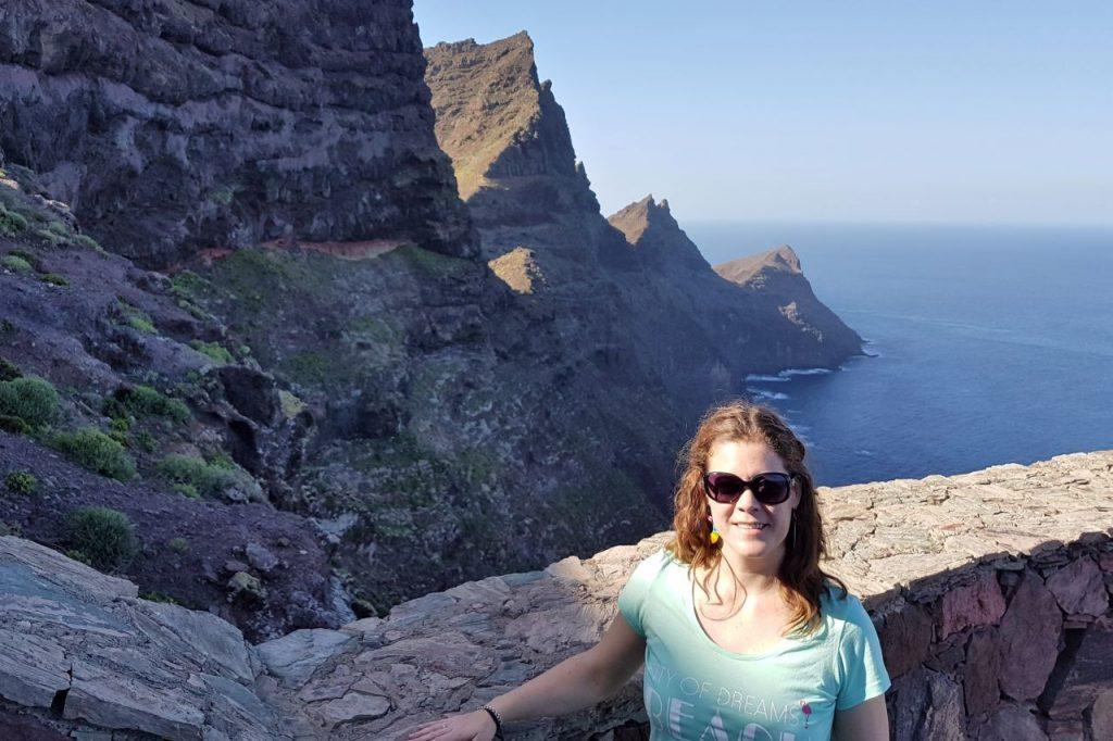 Mirador de Balcón en Gran Canaria