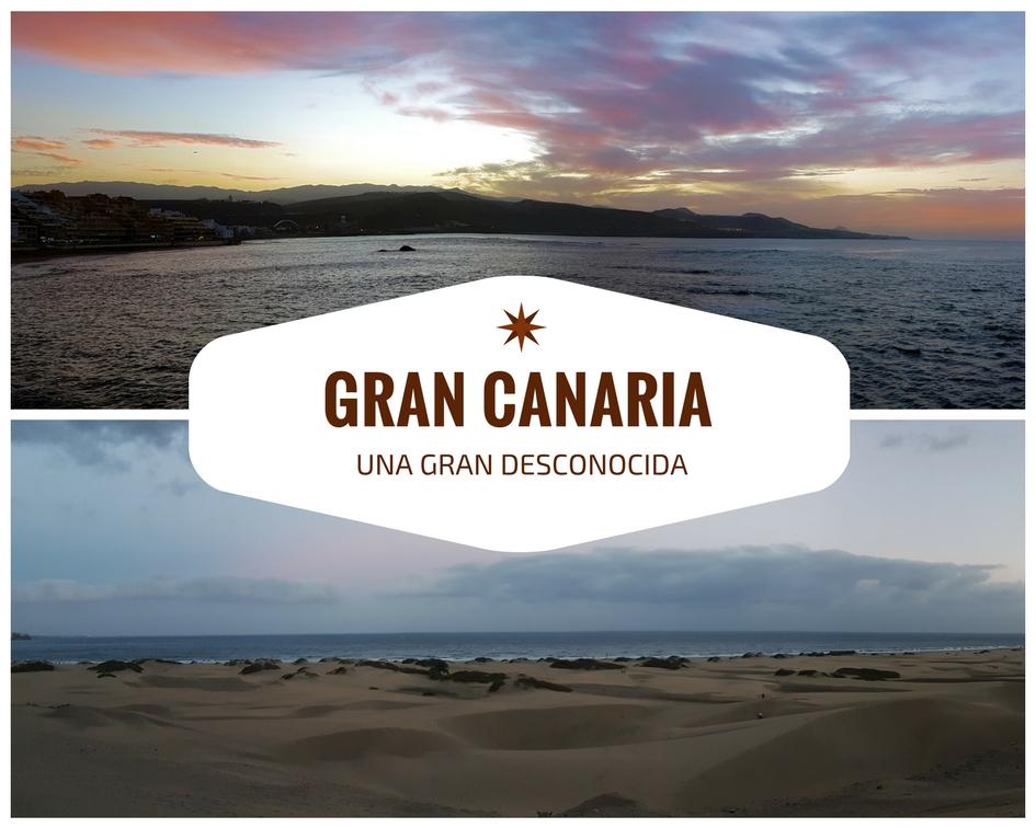 Gran Canaria, una gran desconocida