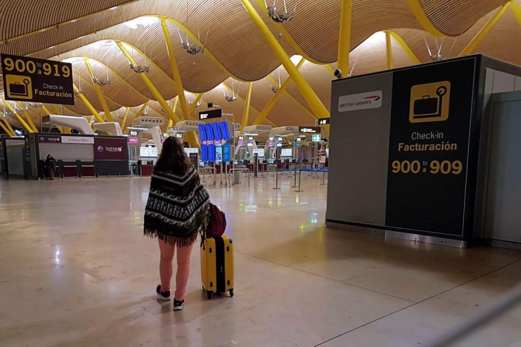 Regreso desde Gran Canaria