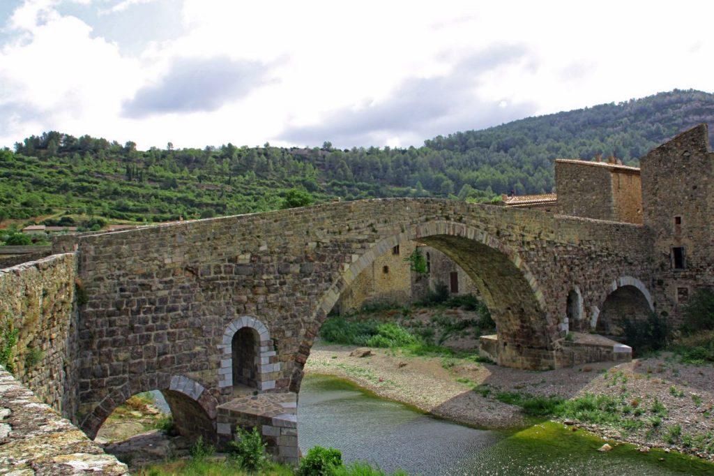 Puente románico de Lagrasse