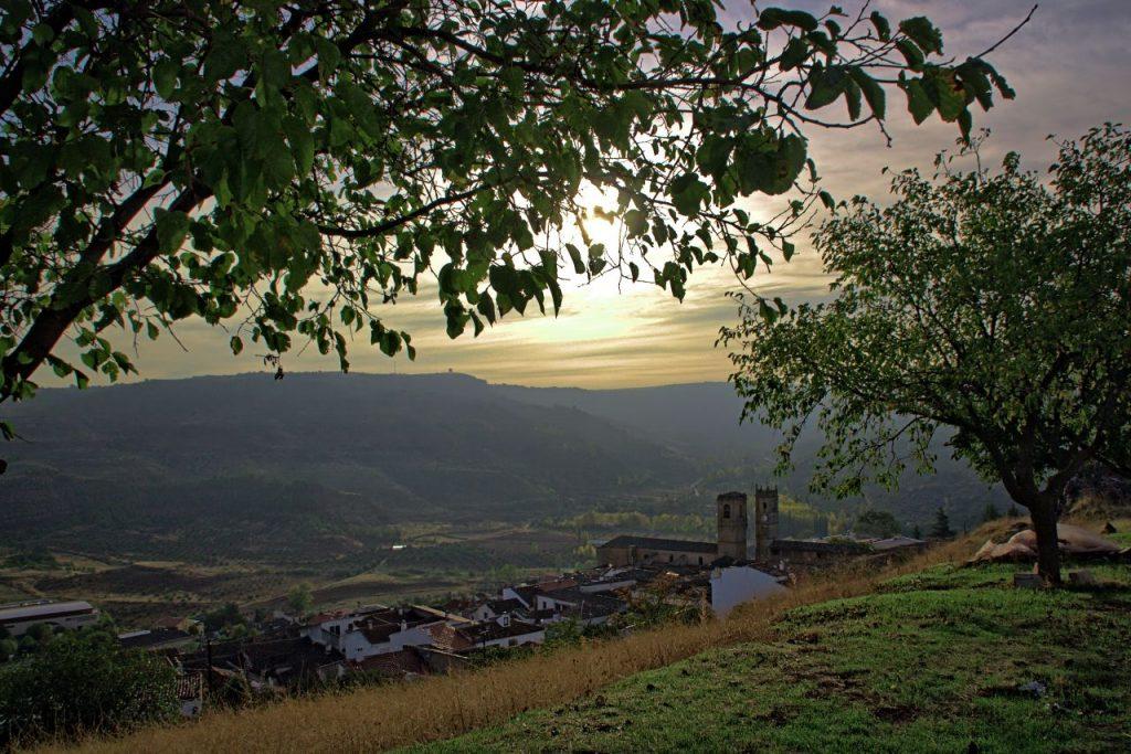 Alcaraz desde el cerro de San Cristobal
