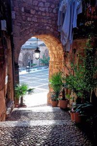 Arco de Zapatería