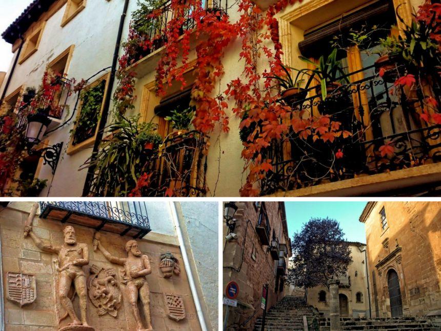 Casa de los Guerreros y Plaza de San Miguel
