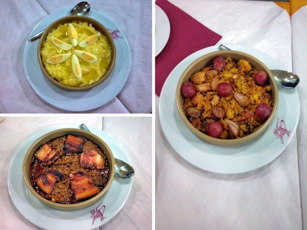 Gastronomía de Alcaraz