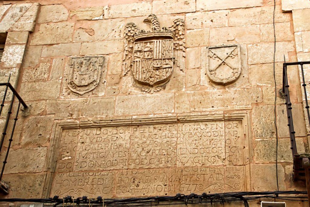 Escudos de Alcaraz