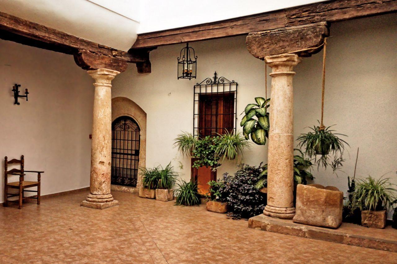 Alojamiento en Alcaraz