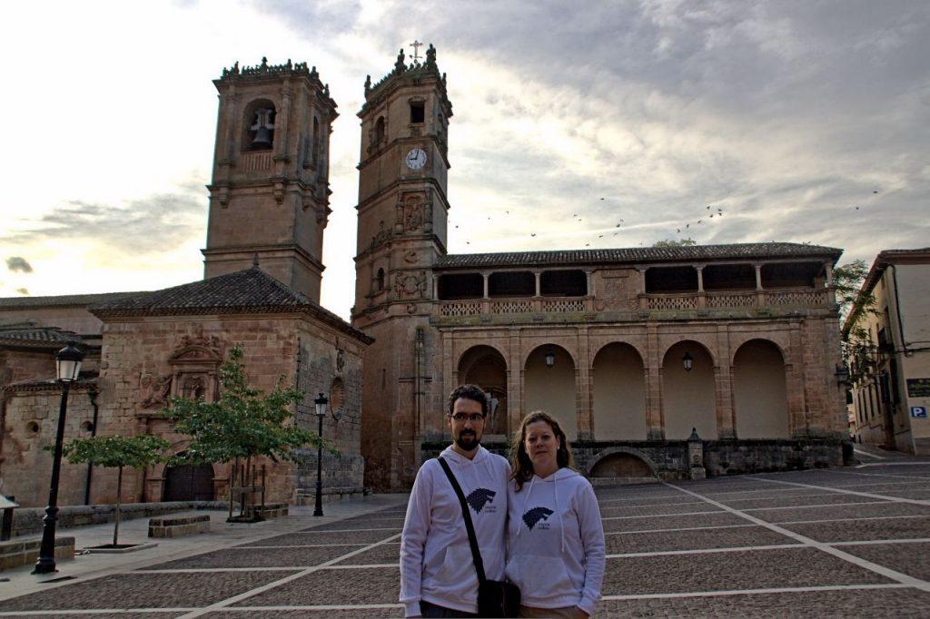 Torre del Tardón y de la Trinidad