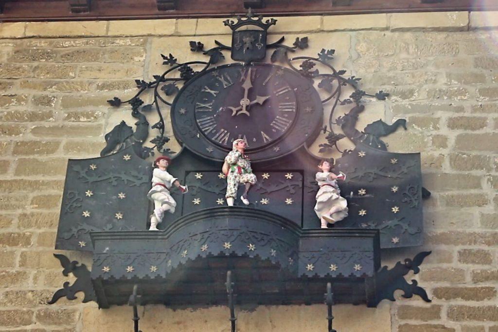 Reloj Carillón de la Plaza Mayor