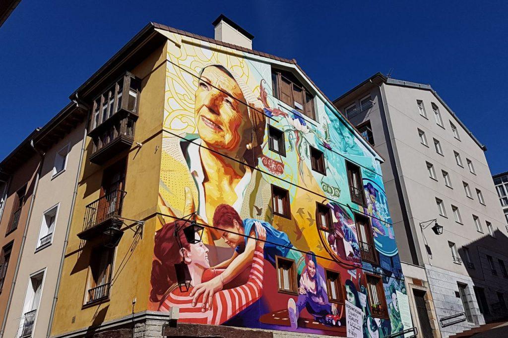 mural de Vitoria-Gasteiz