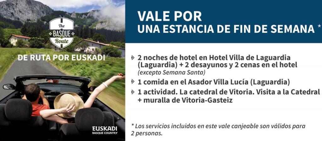 Premio the Basque Route