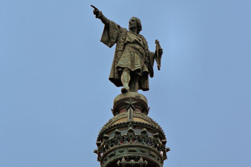 Dedo de Colón