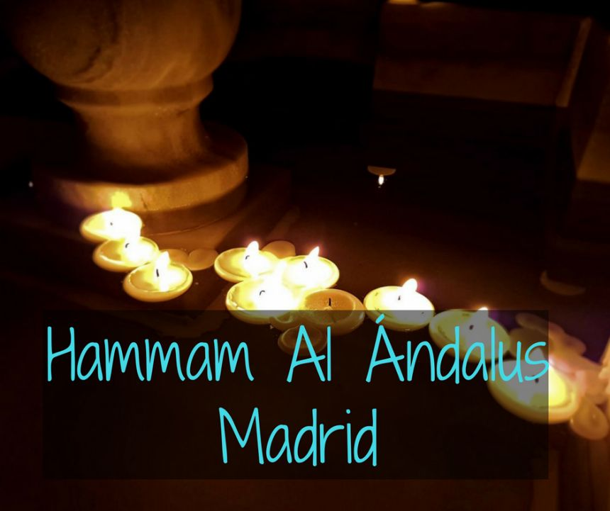 Hammam en Madrid