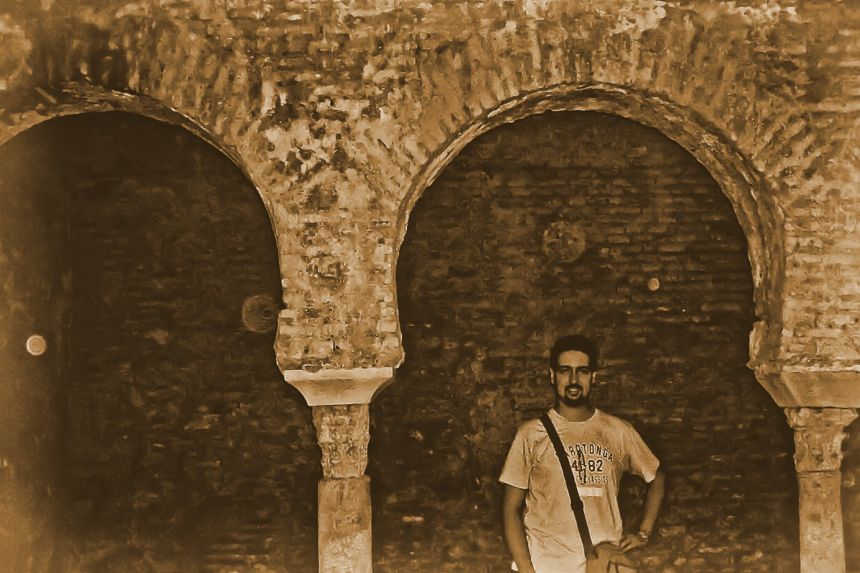 Hammam histórico en Granada