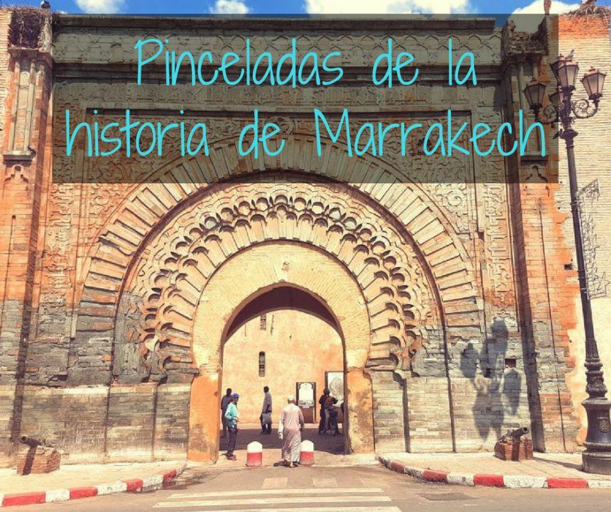Historia de Marrakech