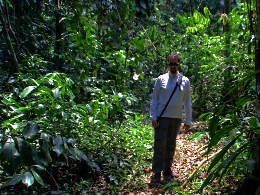 Equipamiento para la selva