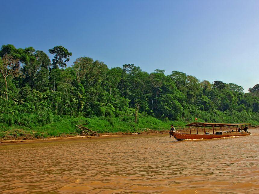 Río Tambopata