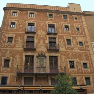 Casa del Gremio de Revendedores Barcelona