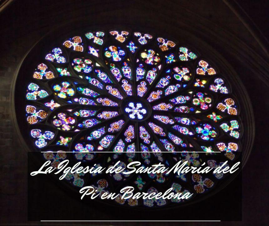 Iglesia de Santa María del Pi