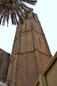 campanario octogonal