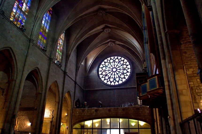 coro de Santa María del Pi