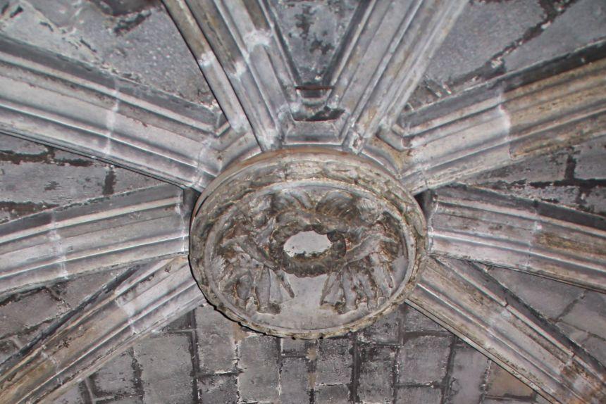 Cripta de Santa María del Pi