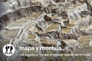 Google+ de mapaymochila