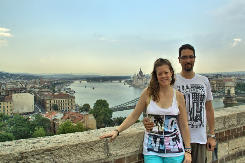 mapaymochila en Budapest