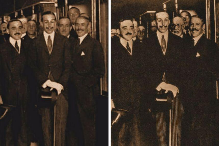 Inauguración del Metro de Madrid (1919)
