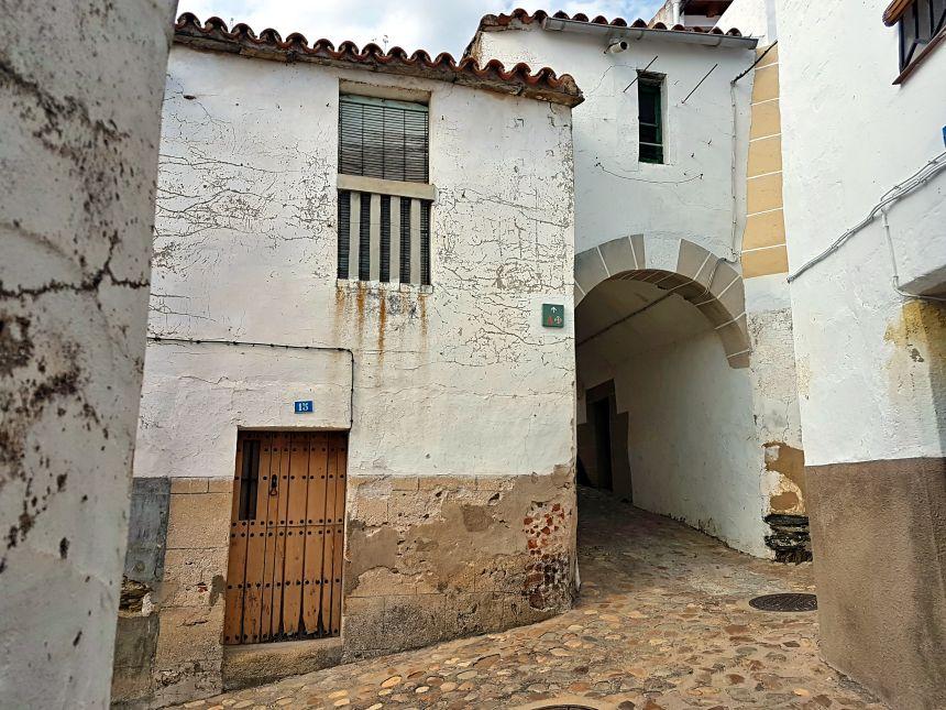 Antigua Judería de Alcántara